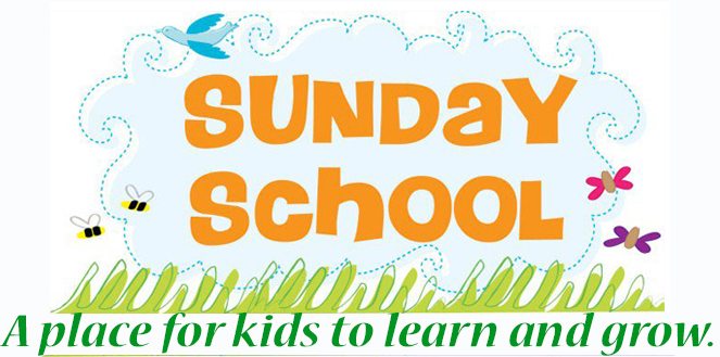 Sunday School Slide